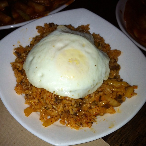 Kimchi Bokum Bop @ Do Hwa