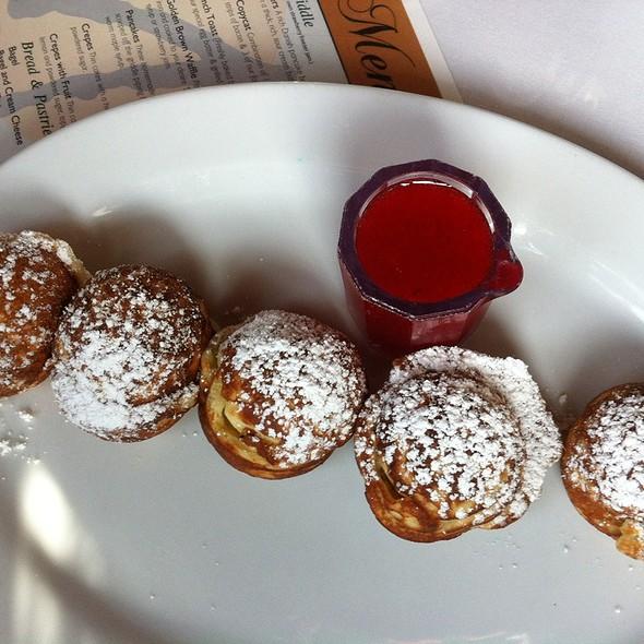 Ebelskivers @ Mediterranean Market & Grill
