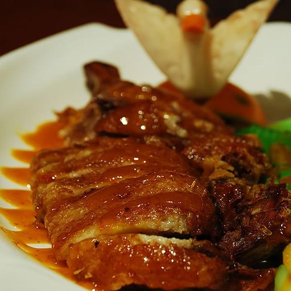 Crispy Duck Thai Style @ Jade Bistro