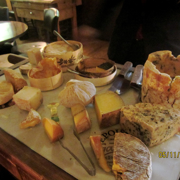 Cheese Board @ Hotel Du Vin & Bistro