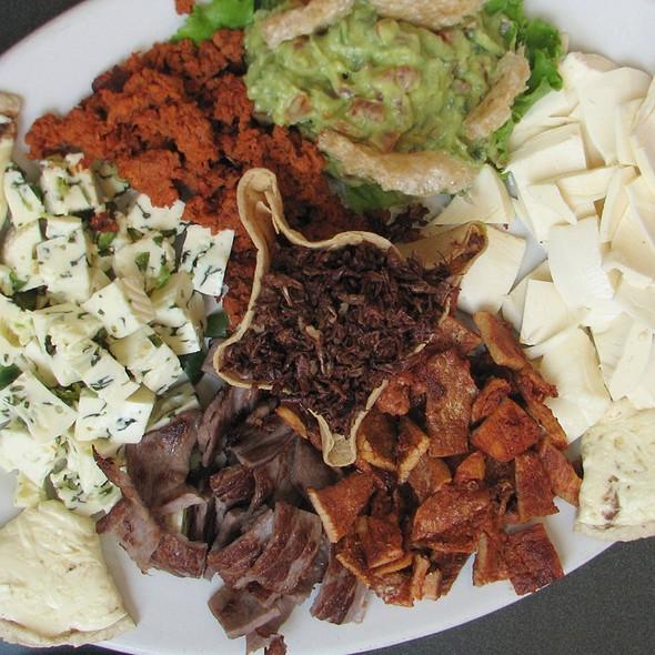 Oaxacan Platter @ Comala