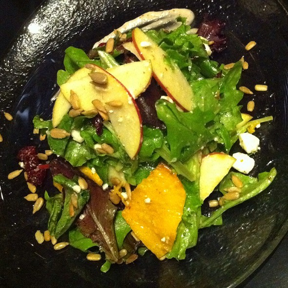 Harvest Salad @ Vino Nadoz Wine Bar
