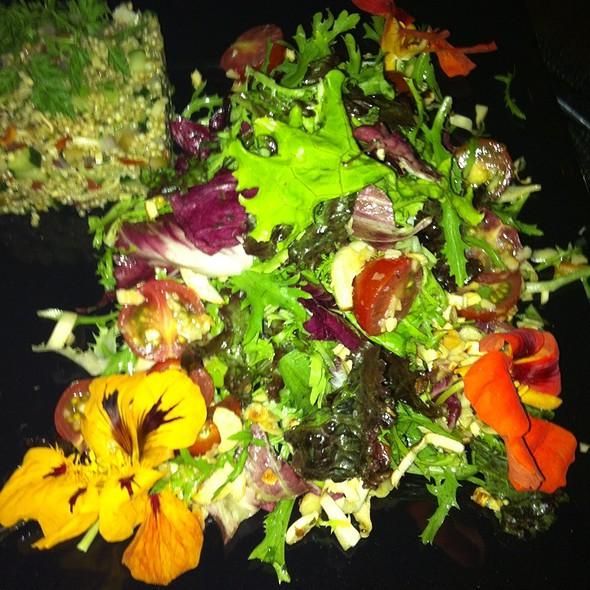 """Fernanda's Invention"" Dish  @ Buddha Bar"