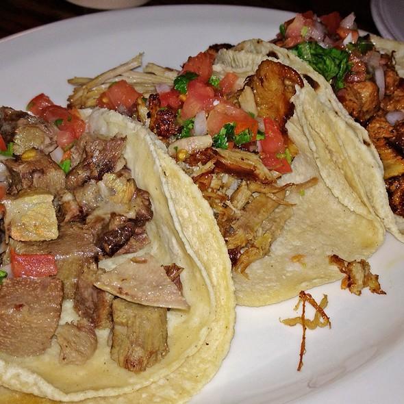 Soft Tacos @ Rigos Mexican Food