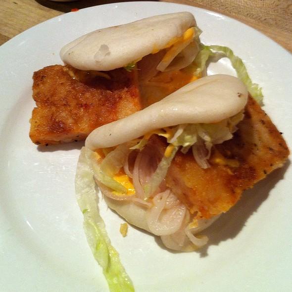 Shrimp Buns @ Momofuku Noodle Bar
