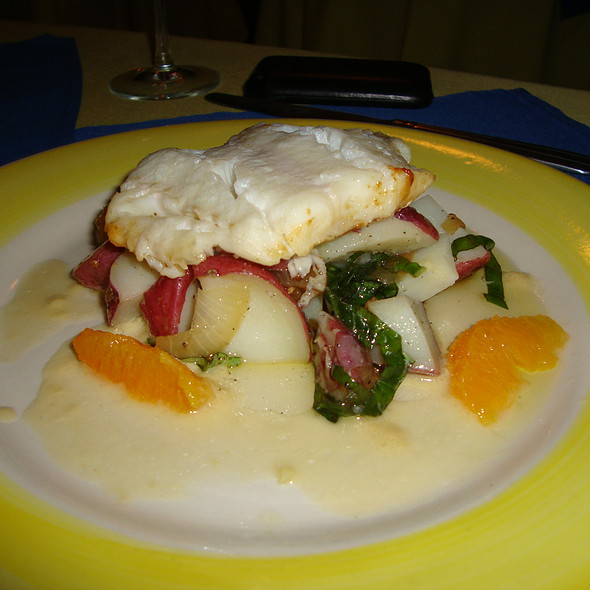 Cod with Roasted Potatoes