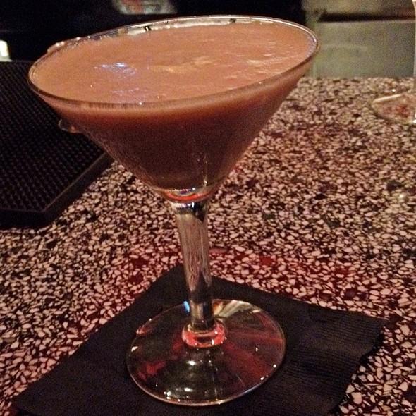 Ovaltini Cocktail @ Bar O