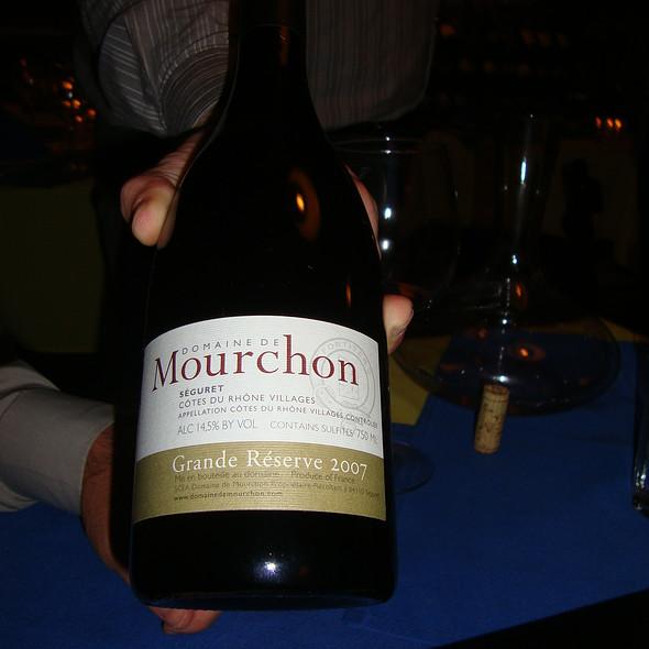 Domaine De Mourchon, Grand Reserve 2007, Cotes Du Rhone