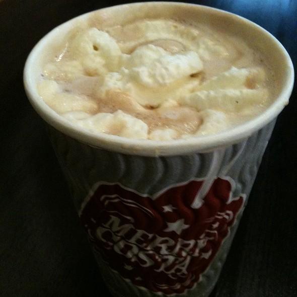 Praliné & Cream Latte @ Costa Coffee
