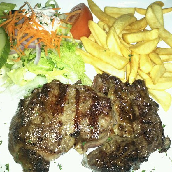 Rib Eye @ Al Churrasco Argentino