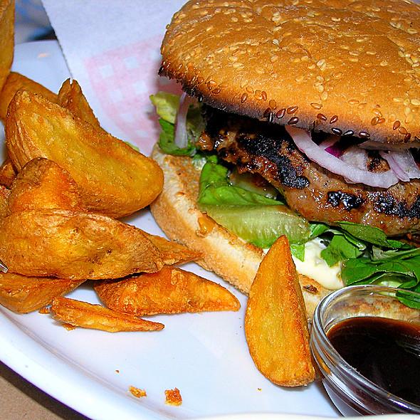 Hamburger @ Colibri