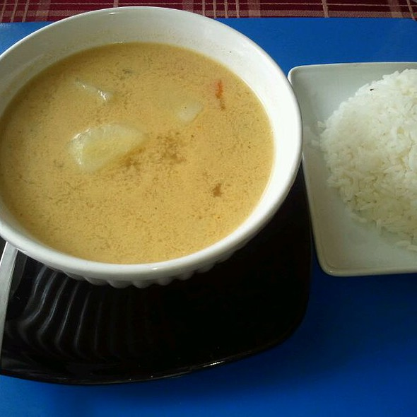 Conch Soup @ Cenaida's Belizean Food