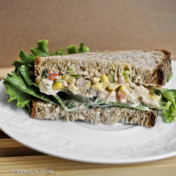 Chicken Salad Sandwich @ Grand Central Bakery