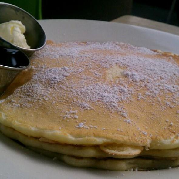 Buttermilk Pancakes - M Street Kitchen, Santa Monica, CA