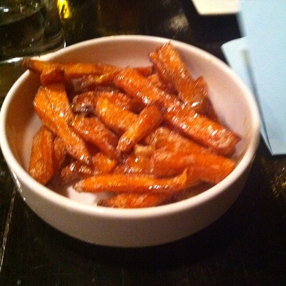 Sweet Potato Fries With Cinnamon Butter - The Rumor Mill, Ellicott City, MD