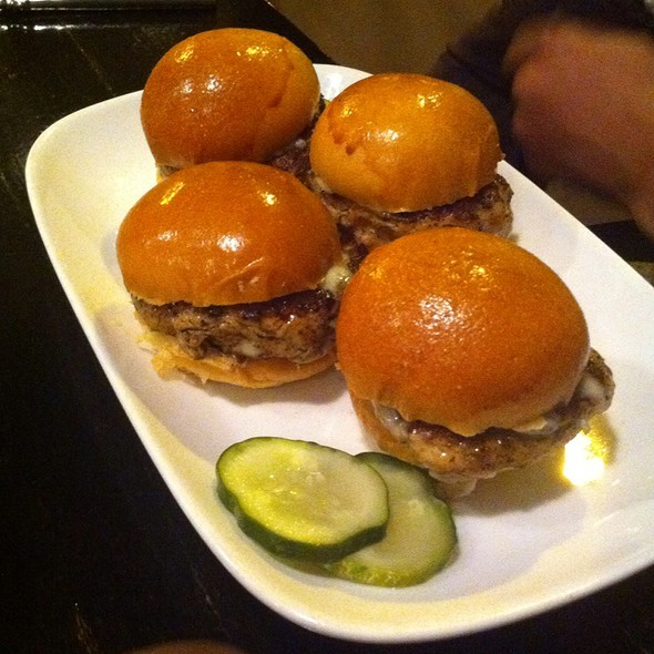 Petit Kobe Sliders - The Rumor Mill, Ellicott City, MD