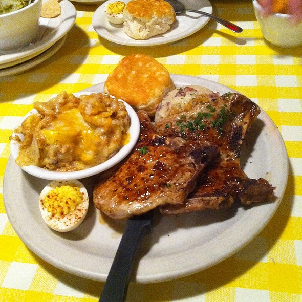 Outback pork chop recipes