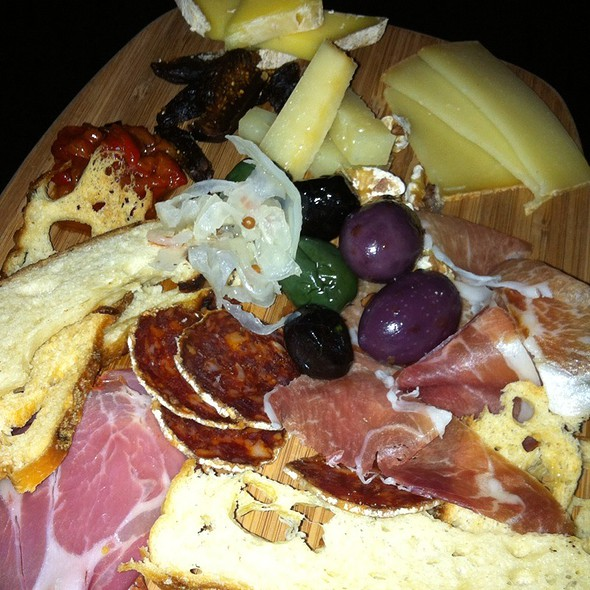 Meat and Cheese Platter - The Flying Fig, Cleveland, OH