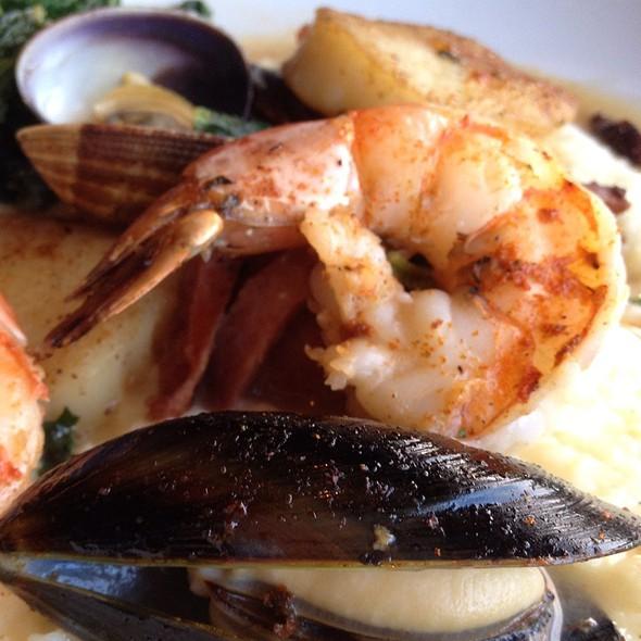 Seafood Etouffee - Stanley & Seafort's, Tacoma, WA