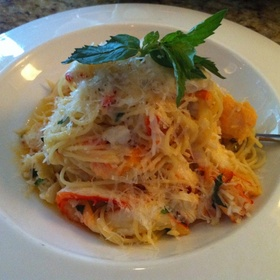 Alaskan King Crab Capellini