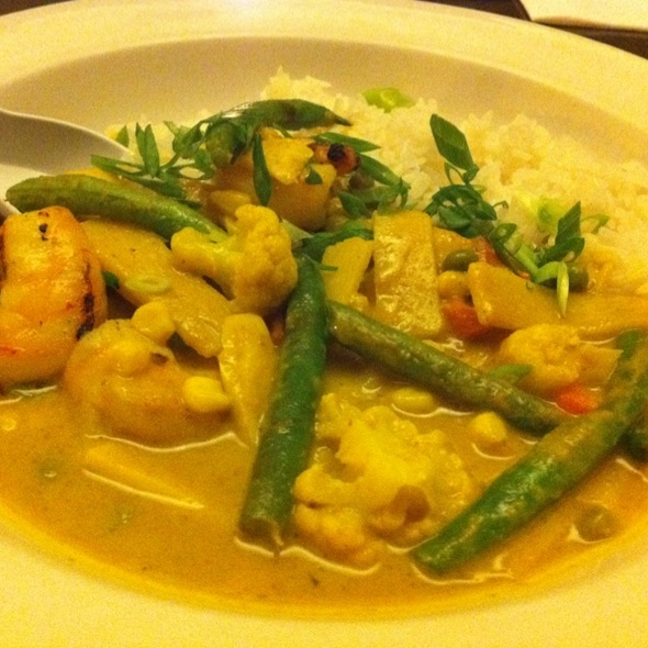 Shrimp Curry @ Rodan