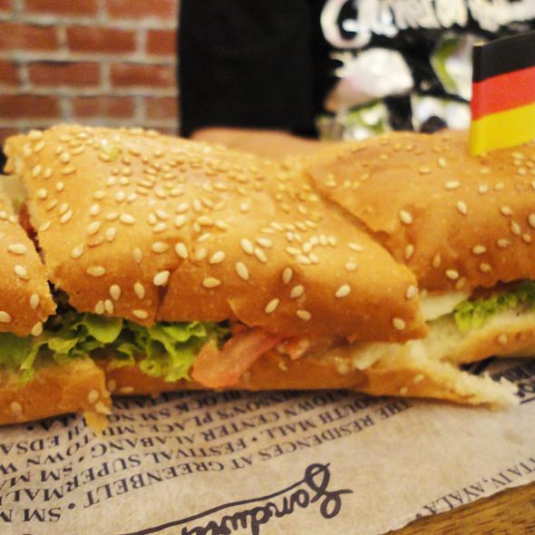 New York Submarine Sandwich