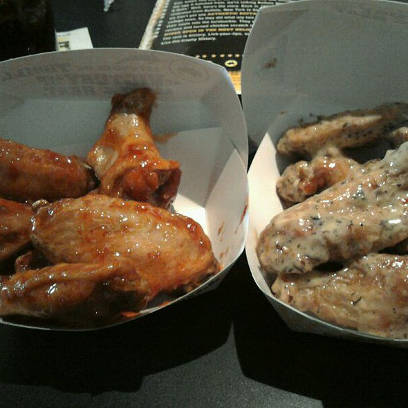Chicken Wings @ Buffalo Wild Wings Grill & Bar
