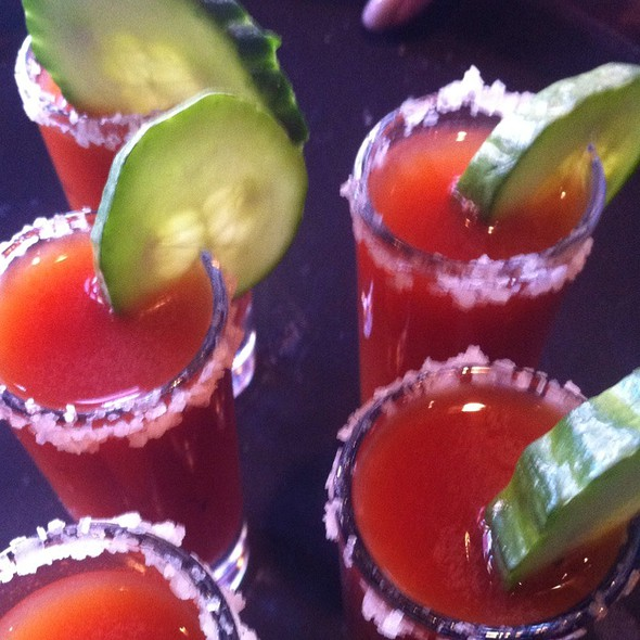 Bloody Mary @ Matchbox Rockville
