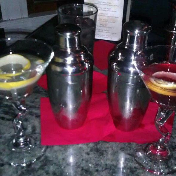 Drinks - Martini's Bistro, Longmont, CO