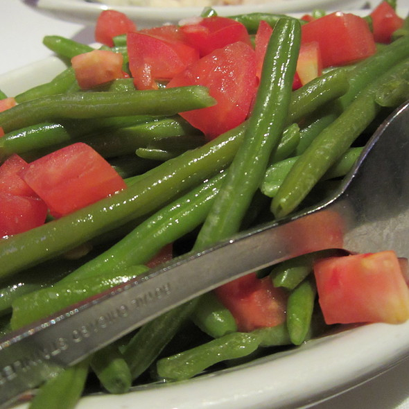 French Green Beans - Chicago Prime Steakhouse, Schaumburg, IL
