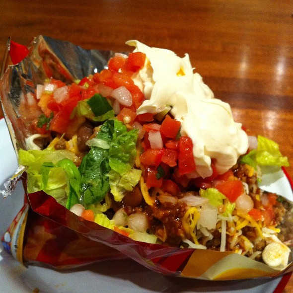 Frito Chili Pie @ Chile Pies & Ice Cream