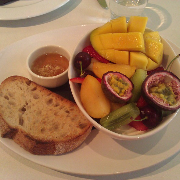 Fruit Salad @ Armchair Collective