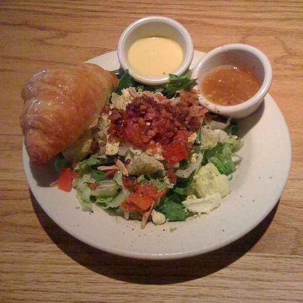 House Salad @ Joey D's Oak Room
