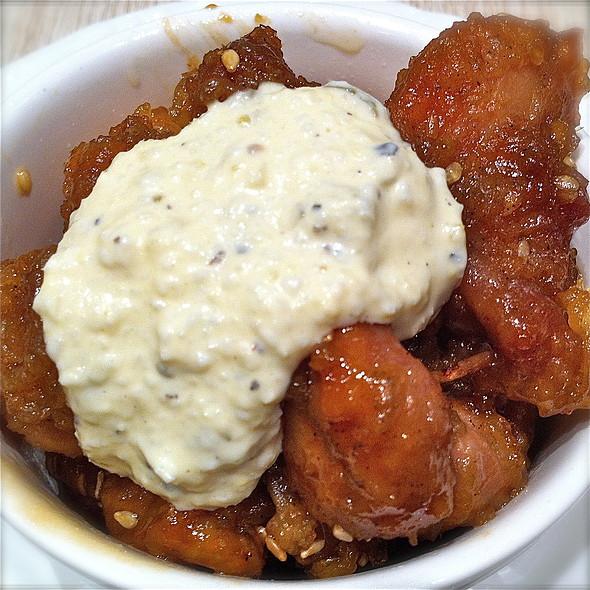 fried chicken @ Tokyo Deli Cafe