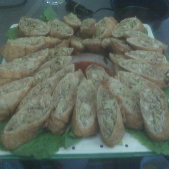 Yai's Rolls @ Ubon Thai Cuisine
