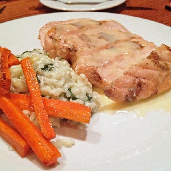 Chicken Breast & Risotto