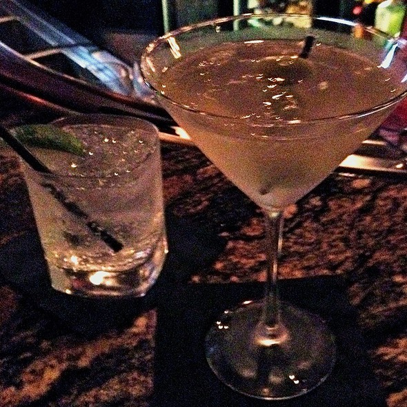 Hendricks Martini @ Vail Ranch Steakhouse