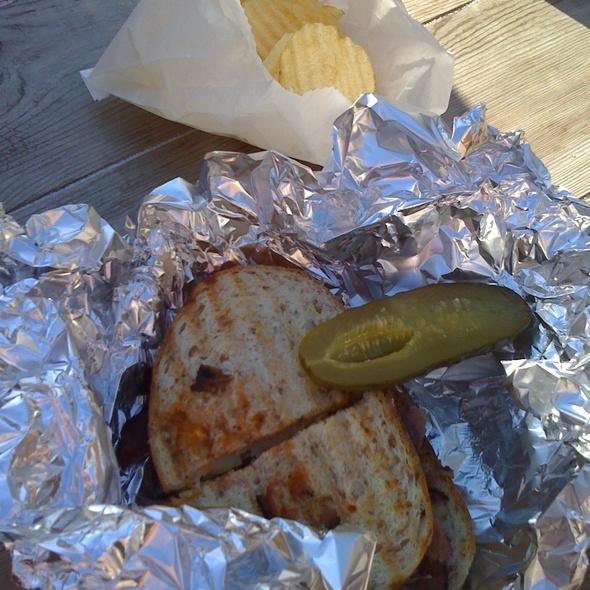 Reuben Sandwich @ Smokee Lee's