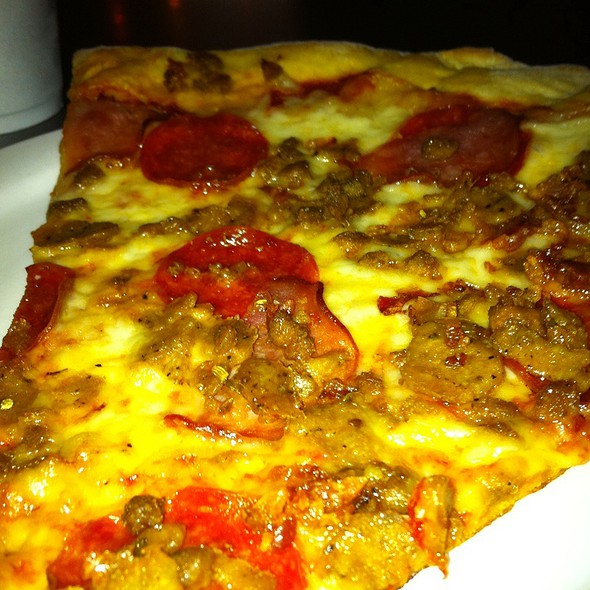 Meat Slice @ Angelo & Vito's Pizzeria