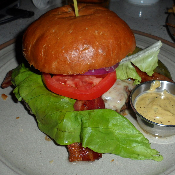 The Burger - Urbane, Seattle, WA