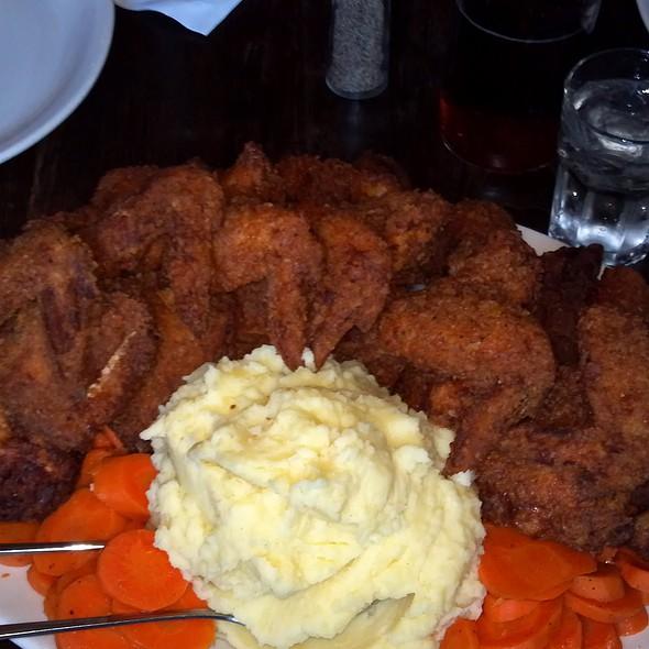 chicken dinner - Hi-Life, Seattle, WA