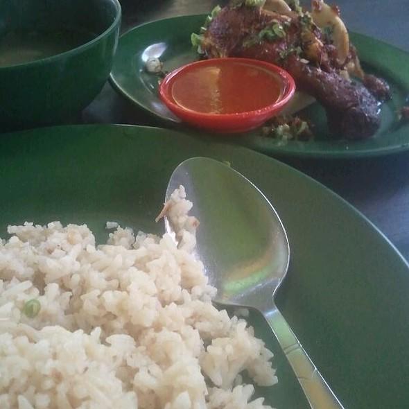 Nasi Ayam Rempah @ nasi ayam gemas