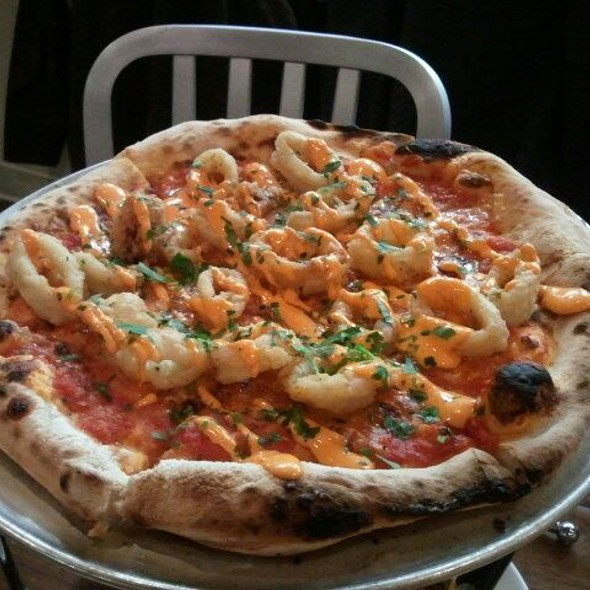 Jersey Shore Pizza @ Graffiato