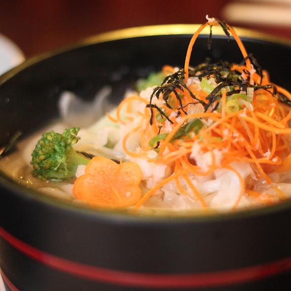Udon Noodles @ Gonoe Sushi Japanese Restaurant