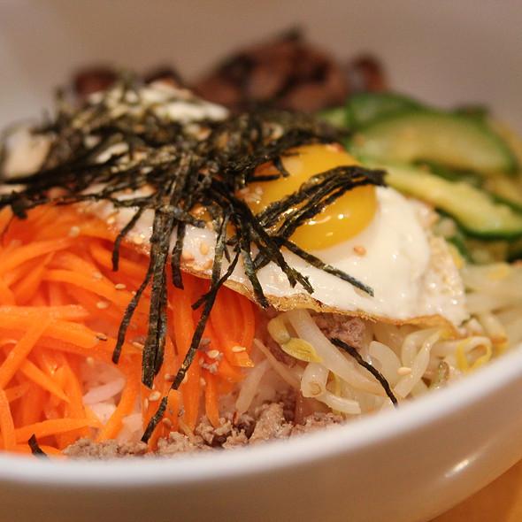 Bi Bim Bap @ Ta Ke Sushi