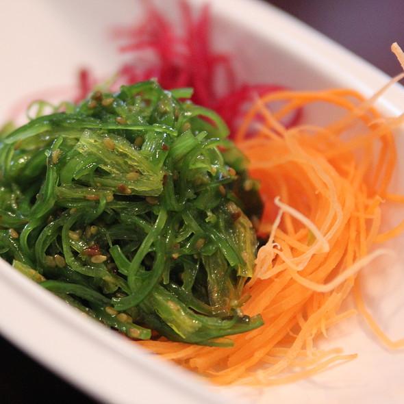 Seaweed salad @ Sima Sushi