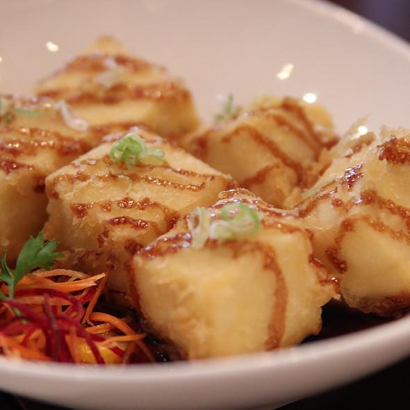 Agedashi Tofu @ Sima Sushi