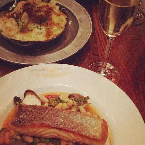 Salmon @ Wayfare Tavern