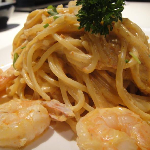 Creamy Ebiko Pasta @ Tokyo Cafe