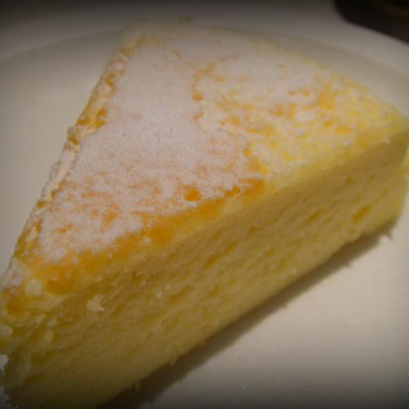 Japanese Cheesecake @ Tokyo Cafe